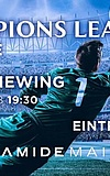 Champions League - Finale - Public Viewing