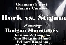 Charity Konzert: Rock vs. Stigma