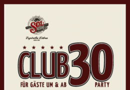 Club 30 Party