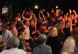 Clubnacht im Saal