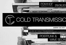 Cold Transmission - Post Punk & Wave Secrets