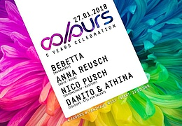 Colours 5 Years Celebration