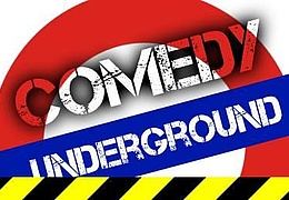 Comedy Underground - Show + Drop-in Class