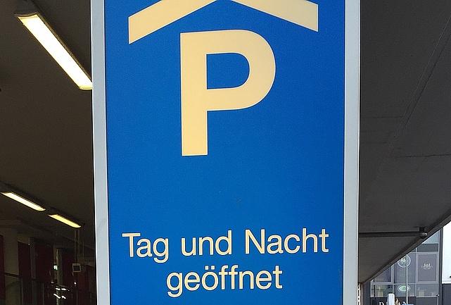 Parken in Frankfurt
