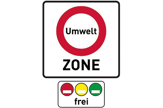 Umweltzone Frankfurt