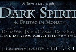 Dark Spirit & Mittelalterabend