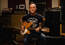 Dave Hause And The Mermaid - Frank Iero And The Patience - The Homeless Gospel Choir - Paceshifters