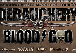 Debauchery + Blood God