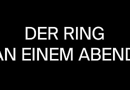 Der Ring an einem Abend