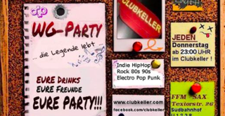 Die Clubkeller WG-Party
