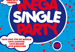 Die Mega Single Party - Spring Edition