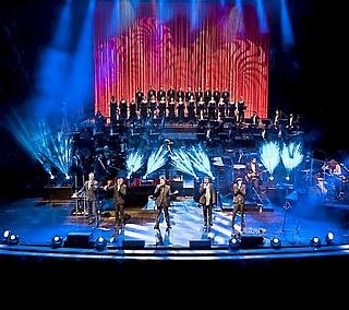 Die Prinzen mit dem Sinfonieorchester