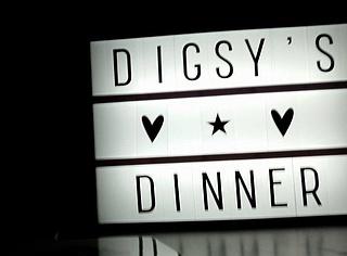 Digsy's Dinner im Juni