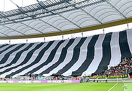 Eintracht Frankfurt – Borussia Dortmund