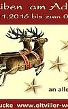 Eltviller Weihnachtstreiben am Adventskalender