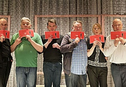 Ensemble Stalburg Theater - Zunge gebrochen? Versprochen! Beim Stoffel