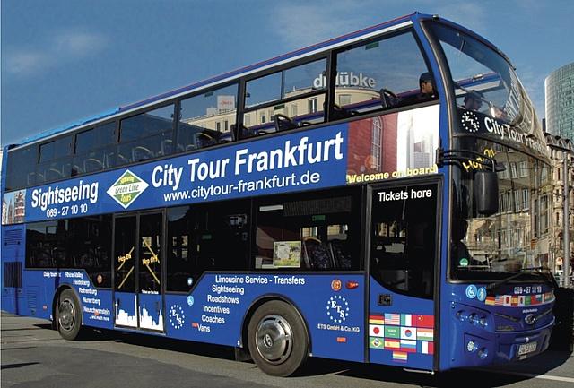 ETS Touristik - Stadtrundfahrten