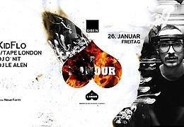 F L'Amour x Fr. 26.01 | Kidflo [Tape London]