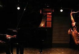 Fabrik Jazz Festival - Corvisier-Manesis Duo