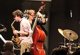 Fabrik Jazz Festival -  The Whereme?!