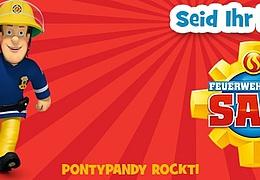 """FEUERWEHRMANN SAM Live - """"Pontypandy rockt!"""""""