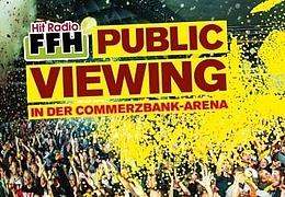FFH-Public Viewing Deutschland - Schweden