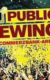 FFH-Public Viewing Deutschland - Südkorea