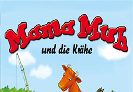 Figurentheaterfestival im Zeltpalast: Mama Muh und die Krähe