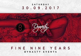 Fine Nine Years - Dynasty Events