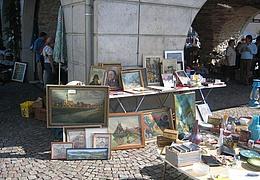 Flohmarkt - Open Air only