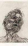 Frank Auerbach & Lucian Freud