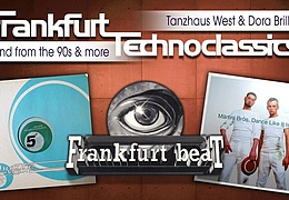 Frankfurt Technoclassics 2017 auf 3 Floors