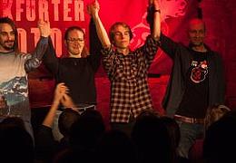 Frankfurter Molotow Slam Show