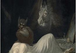 Füsslis Nachtmahr - Traum und Wahnsinn