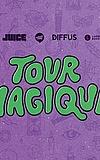 Goldroger – Tour Magique + Dienst & Schulter