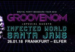 GrooVenoM | Frankfurt - Brutal Party Massacre Tour