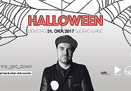 Halloween - get down! feat. Dj Kitsune