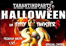 Halloween im Titty Twister