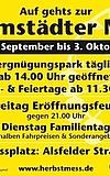 Herbstmesse Darmstadt