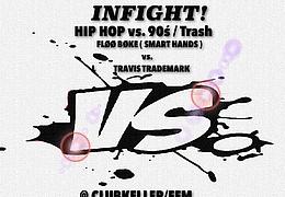 Hip Hop vs. 90er - Infight- Das Clubkeller-DJ-Battle