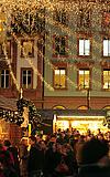 Historischer Weihnachtsmarkt Mainz