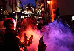 Höllengassenparty in Assmannshausen