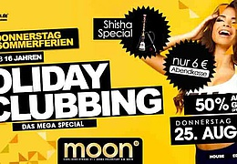 Holiday Clubbing