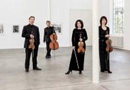 Holzhausenkonzerte - Streichquartetttage