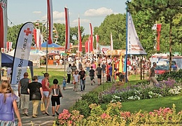 Ingelheimer Hafenfest 2017