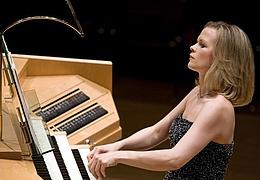 Iveta Apkalna, Orgel