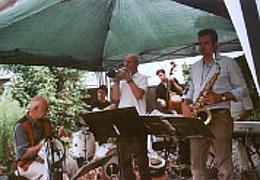 Jazz Matinée - Mainhatten Jazzmen