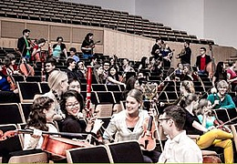 Junge Deutsche Philharmonie: Von der musikalischen Kraft der Sprache (Musik und Sprache II)