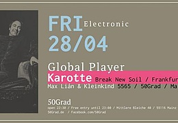 Karotte - Global Player | Electronic