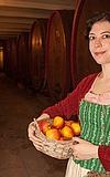 Keltereiführung mit dem Äbbel-Ännchen